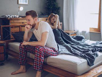 Pas  d'érections matinales ?  Est-ce un symptôme de la dysfonction érectile ?